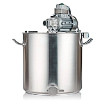 Stainless steel Jam cooking pot