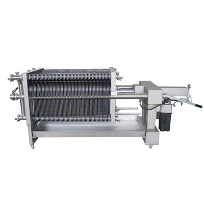 Plate filter 60x60 CFP