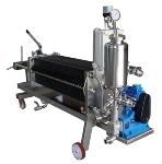 Press filters 400x400, 500x500, 630x630
