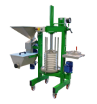 Traditional olive oil extraction system