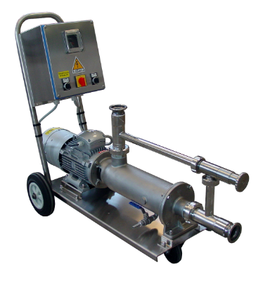 Wobble compact pump SF