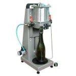 Bottle corking machines